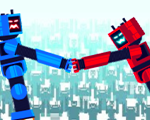 Get on Top Mobile: Robot Multiplayer