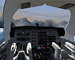 Free Flight Sim: 3D Airplane Simulator