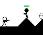 Small Arms War: Stickman Gun