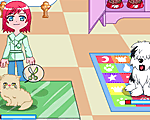 Pet Center: Animal Care Game