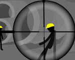 Hitman For Hire: Stickman Sniper Shooting