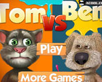 Talking Tom Vs Ben