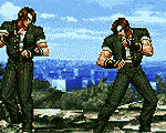 King of Fighters: 2 Player Fighting
