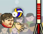 Sports Heads: Volleyball - 2 Player