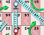 Snakes and Ladders: Multiplayer Board Online