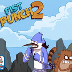 Regularshow: Fist Punch 2
