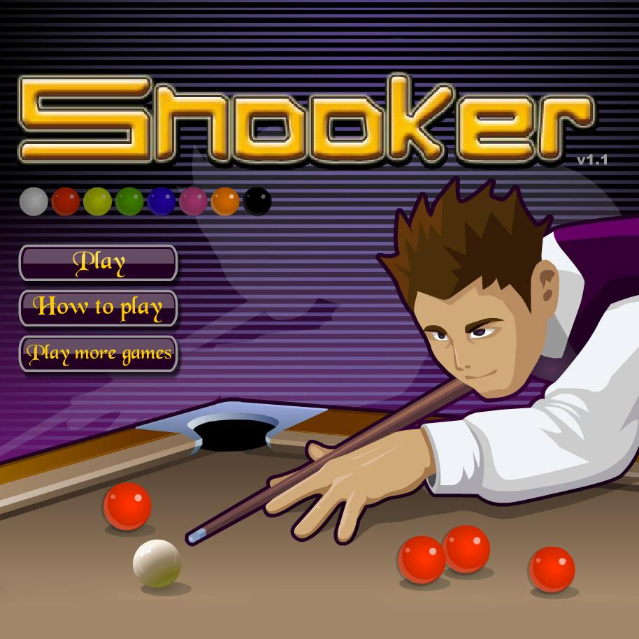 Игра Снукер (Snooker) - играть онлайн бесплатно!