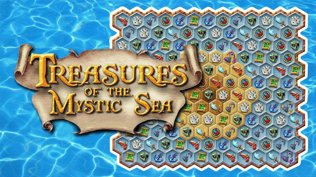 Treasure Of Mystic Sea Arcade