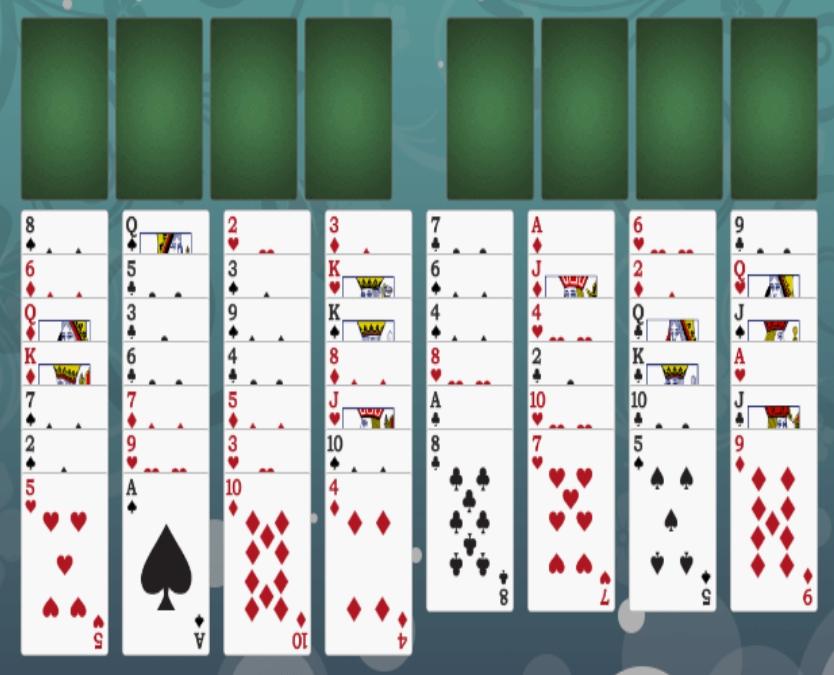 карточная игра сады манжонга